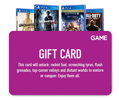 Game £40 Giftcard
